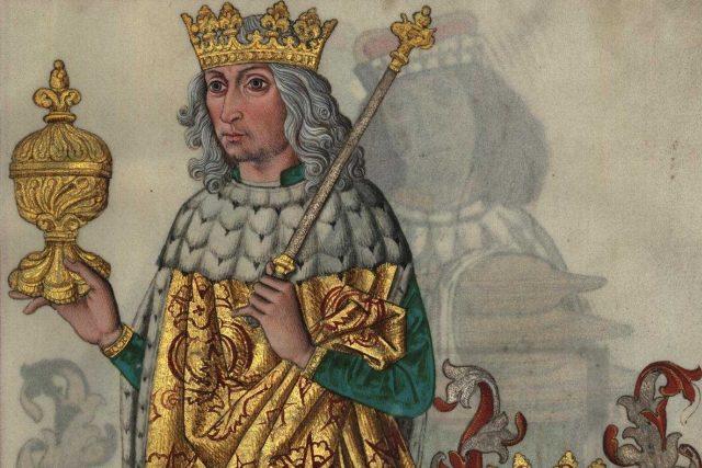 Vladislav II. | foto: João do Cró,  Wikimedia Commons,  CC0 1.0