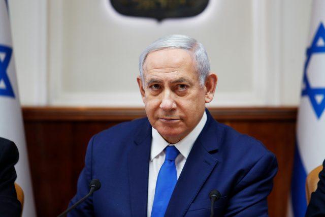 Izraelský premiér Benjamin Netanjahu | foto: Fotobanka Profimedia