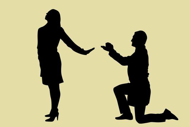 Odmítnutí: Je hořké. Zvlášť když jde o vztah | foto: Fotobanka Pixabay -  (5008272)