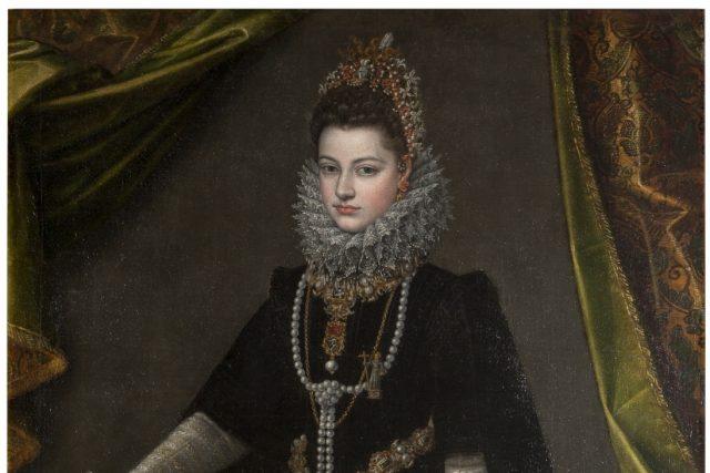 Isabela Klára Evženie Španělská