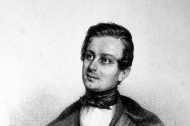 Josef Kajetán Tyl | foto: Josef Bekel,  Wikimedia Commons,  CC0 1.0