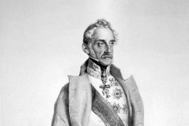 Alfred kníže Windischgrätz | foto: Josef Kriehuber,  Wikimedia Commons,  CC0 1.0