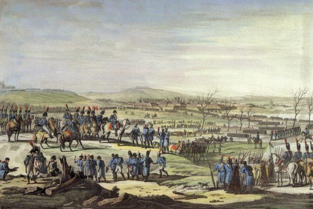 Kapitulace u Ulmu | foto: Wikimedia Commons,  CC0 1.0