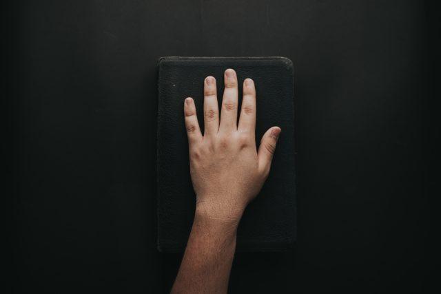 levá ruka