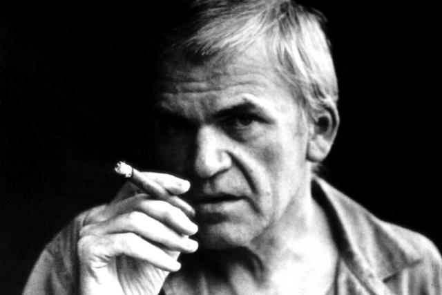 Milan Kundera   foto:  Nakladatelství Gallimard,  ČTK