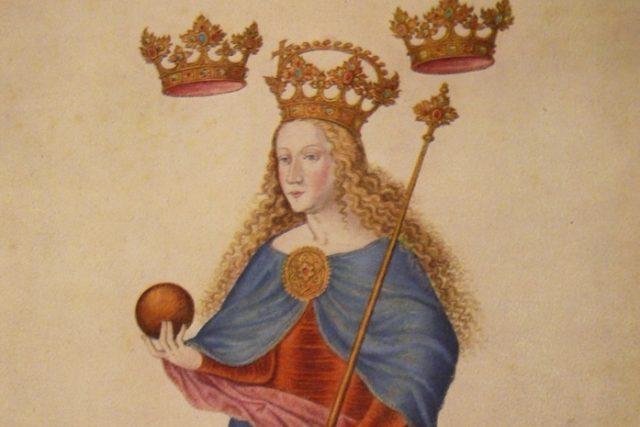 Mikuláš Wurmser: Blanka z Valois   foto: Wikimedia Commons,  CC0 1.0