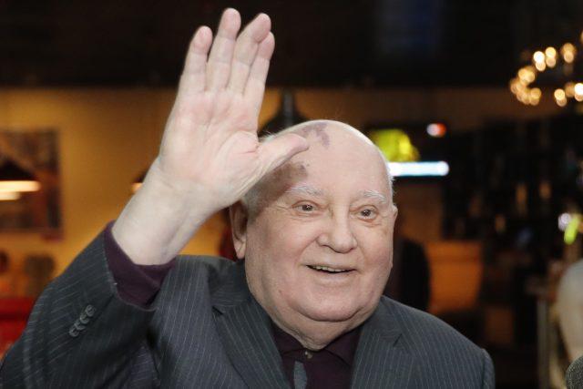 Michail Gorbačov v roce 2018   foto: Fotobanka Profimedia
