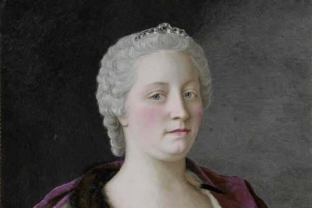 Marie Terezie | foto: Jean-Étienne Liotard,  Wikimedia Commons,  CC0 1.0