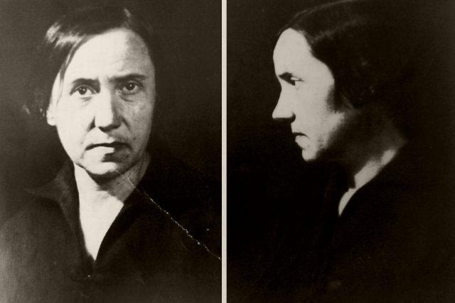 Marie Lepešková byla za vraždu odsouzena na 20 let těžkého žaláře