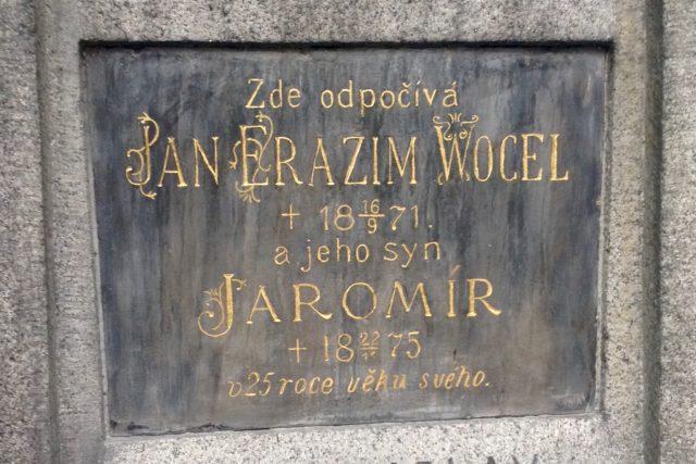 Hrob Jana Erazima Vocela