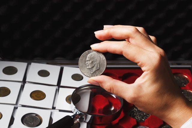 Numismatika (ilustrační foto)