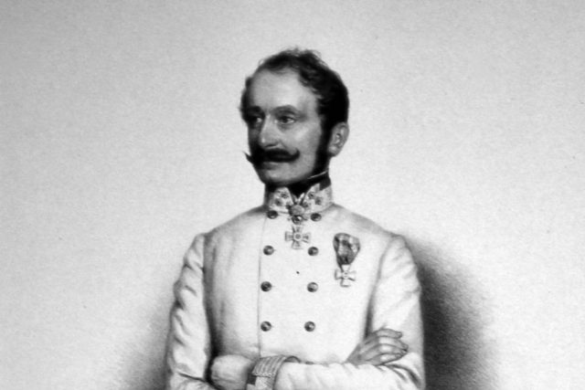 Ludwig von Benedek | foto: August Prinzhofer,  Wikimedia Commons,  CC0 1.0