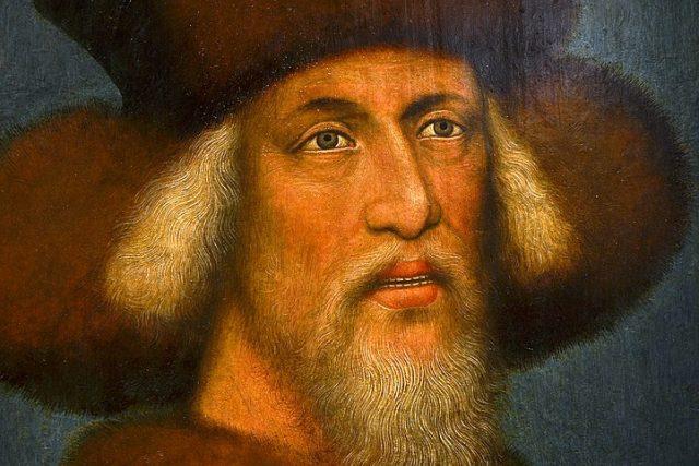 Zikmundův portrét od Pisanella | foto: Wikimedia Commons