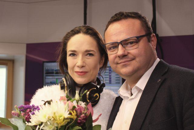 René Zavoral a Tereza Kostková