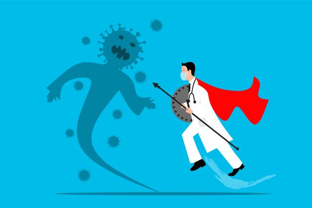 Boj s viry nikdy nevyhrajeme. Musíme se s nimi naučit žít | foto:  mohamed_hassan,  Pixabay