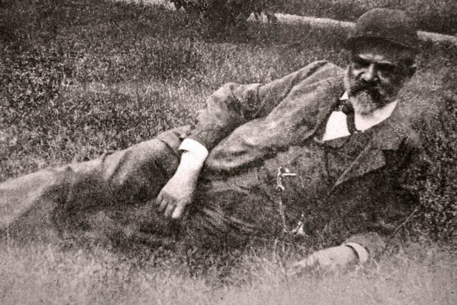 Antonín Dvořák | foto: Neznámý Antonín Dvořák