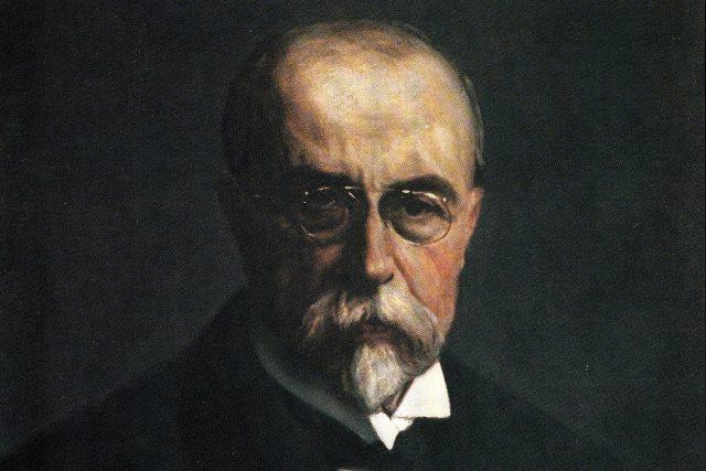 Tomáš Garrigue Masaryk   foto: Karol Miloslav Lehotský,  Wikimedia Commons,  CC BY-SA 3.0