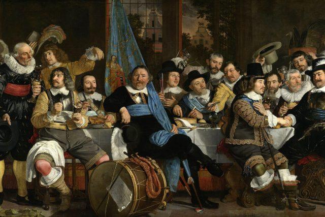 Jednání v Münsteru | foto: Wikimedia Commons,  CC0 1.0