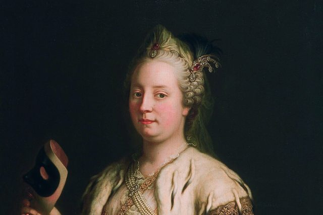 Marie Terezie | foto: Martin van Meytens,  Wikimedia Commons,  CC0 1.0