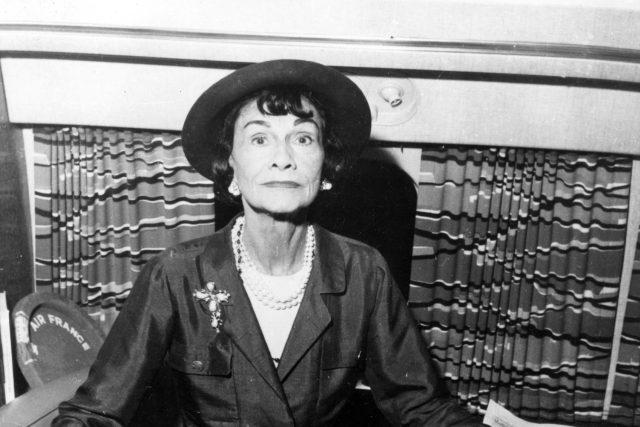 Coco Chanel   foto: KEYSTONE Pictures USA,  ČTK/ZUMA
