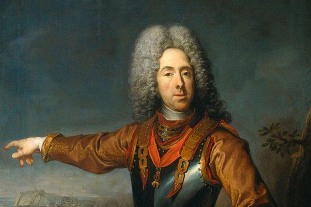 Evžen Savojský na obraze soudobého malíře | foto: Jacob van Schuppen,  Wikimedia Commons,  CC0 1.0