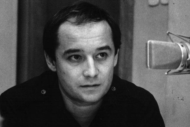 Viktor Preiss (natáčení rozhlasové hry Malá pevnost)