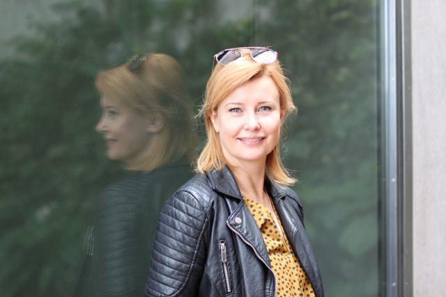Jitka Schneiderová | foto: Julie Kalodová,  Český rozhlas