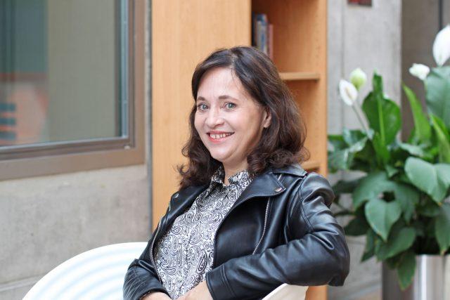 Alena Mihulová | foto: Elena Horálková,  Český rozhlas