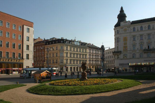 Malinovského náměstí,  Brno | foto: Wikimedia Commons,  CC0 1.0