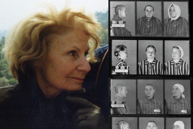 Heda Margoliová-Kovályová a zajatkyně tábora Auschwitz-Birkenau