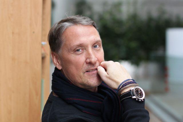 Herbert Slavík | foto: Elena Horálková,  Český rozhlas