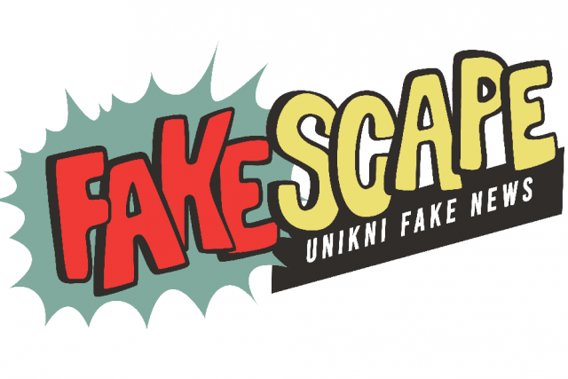 Uniková hra FakeScape | foto: repro Youtube