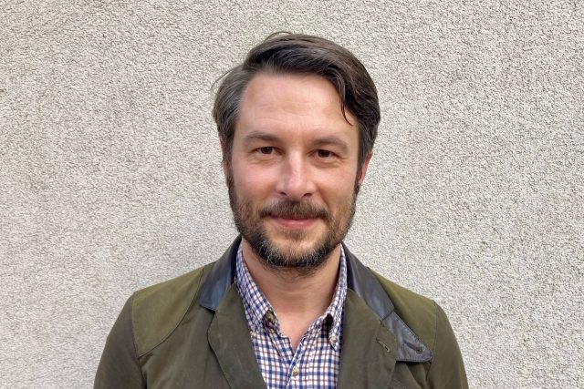 Jan Trnka z Ústavu biochemie,  buněčné a molekulární biologie na 3. LF UK. | foto: archiv Jana Trnky,  archiv Jana Trnky