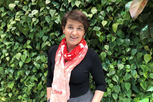 Kateřina Šafaříková, zpravodajka Respektu při Evropské unii