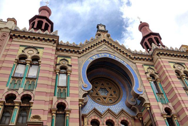 Synagoga v Praze