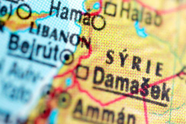 Sýrie (ilustrační foto).