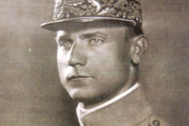 Jeden ze zakladatelů Československa, voják, letec a hvězdář Milan Rastislav Štefánik