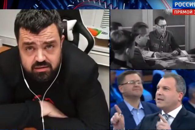 Starosta Řeporyjí Pavel Novotný vystoupil v ruské státní televizi