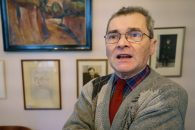 Jaroslav Someš na Návštěvě u Karla Čapka