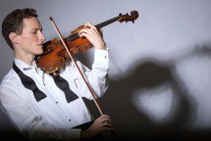 Josef Špaček, houslista